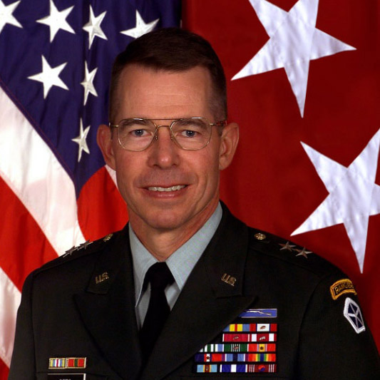 Major General Robert Dees, Christian Speaker