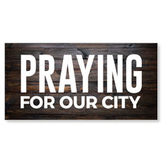 Dark Wood Praying For Our City