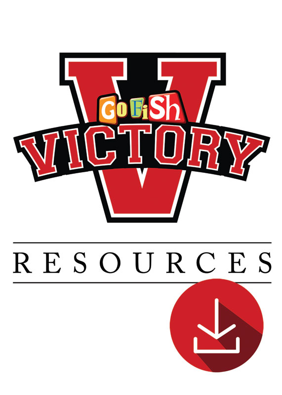 Campaign Kits, VBS / Camp, Go Fish Victory Digital Campaign