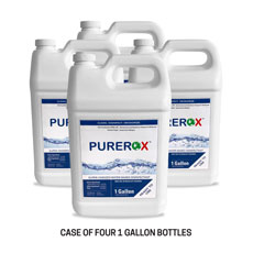 Purerox Covid-19 Disinfectant for Fogger in 1 Gallon Containers (Case of 4)