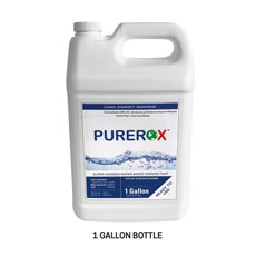 Purerox Covid-19 Disinfectant for Fogger in 1 Gallon Container (Single)