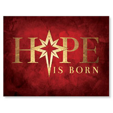 Hope Is Born Star