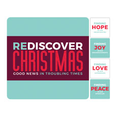 ReDiscover Christmas Advent Contemporary Set