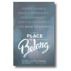 Place to Belong Movement