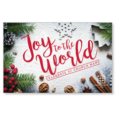 Joy To The World Snow