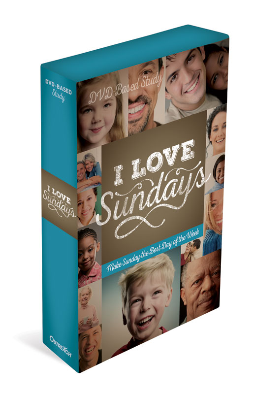 Small Groups, New Years, I Love Sundays Small Group Kit