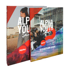 Alpha: Youth Series Discussion Guide w/DVD
