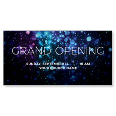 Grand Opening Shimmer