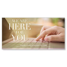 Here For You Keyboard