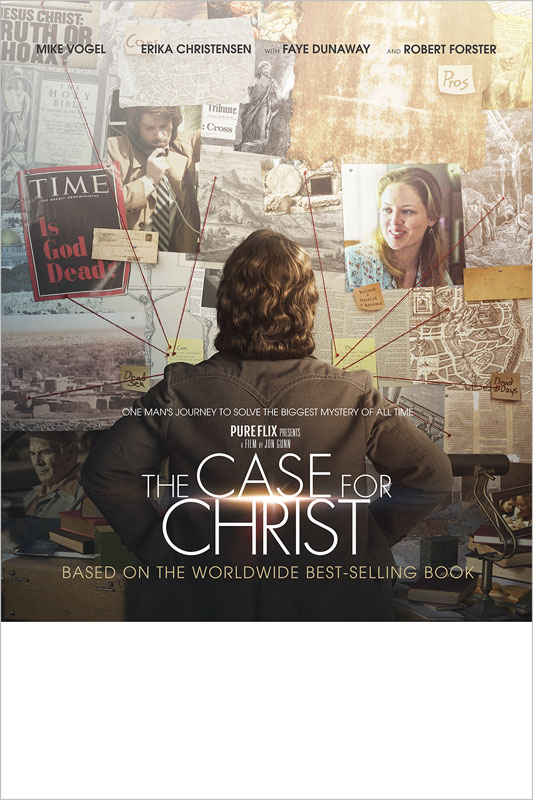 Posters, The Case for Christ Movie, The Case for Christ Movie Event, 12 x 18