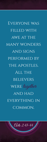 Together Circles Acts 2