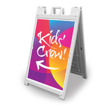 Curved Colors Kid's Crew