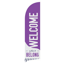 To Belong Purple
