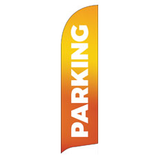 Parking Orange Yellow