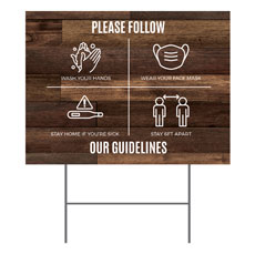 Walnut Guidelines