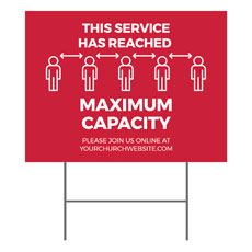Red Maximum Capacity