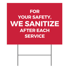 Red We Sanitize