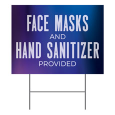 Aurora Lights Masks Sanitizer